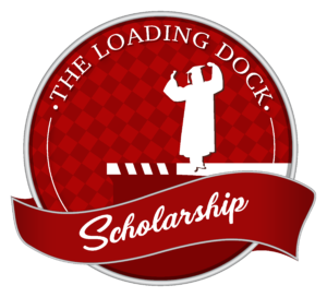 The loading Dock Scholarship